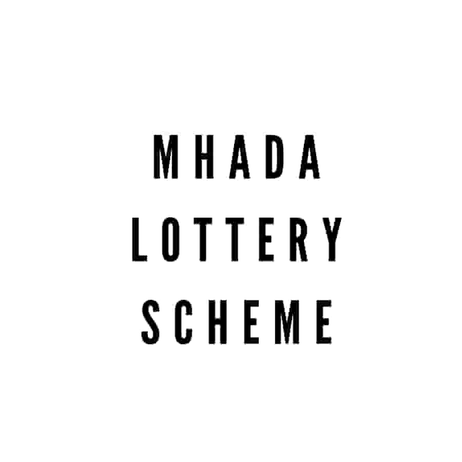 MHADA Lottery, MHADA Lottery Scheme